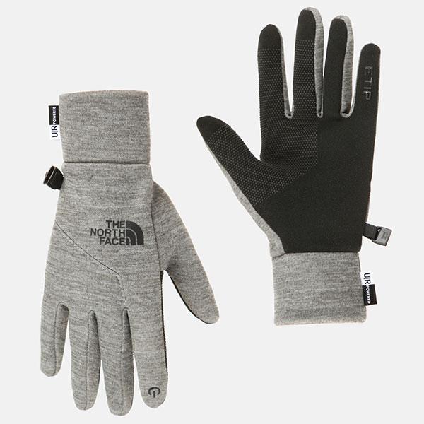 Перчатки женские The North Face Etip Glove Grey