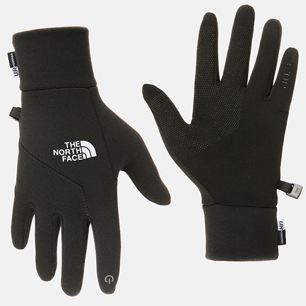 Перчатки женские The North Face Etip Glove Black