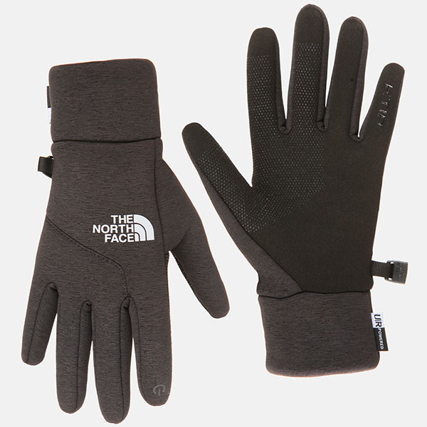 Перчатки женские The North Face Etip Hardface Glove Black