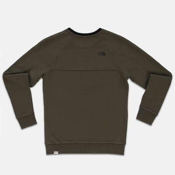 Толстовка The North Face W Redbox L/S Taupe Green