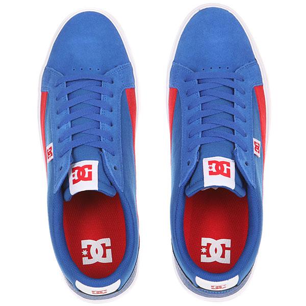 Кеды низкие DC Lynnfield Blue/Red