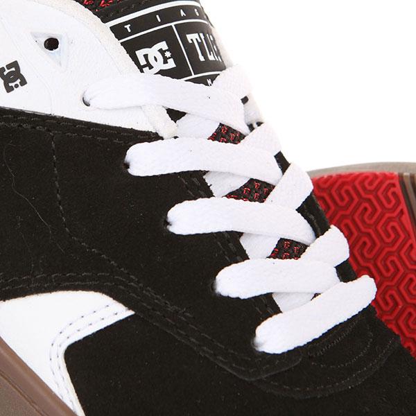 Кеды низкие DC Tiago S Black/Gum