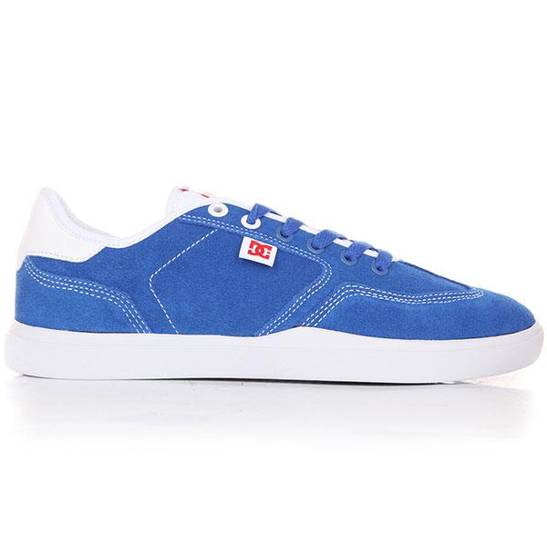 Кеды низкие DC Vestrey Blue/Blue/White