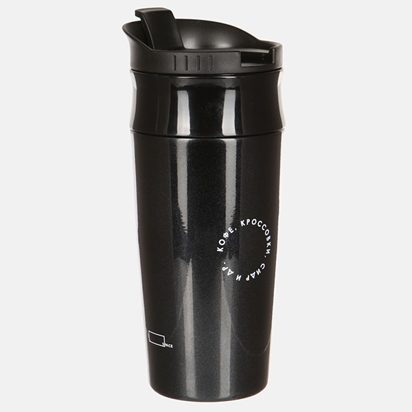 Стакан Space Thermocup Black