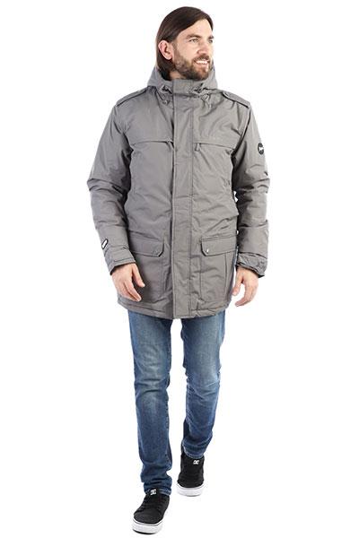 Куртка парка TrueSpin New Fishtail Grey