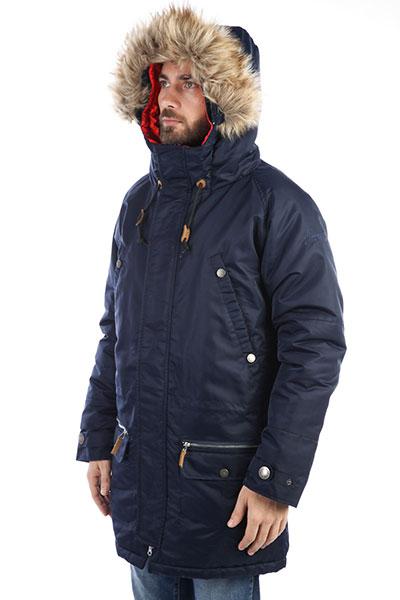 Куртка парка Запорожец Alaska Navy