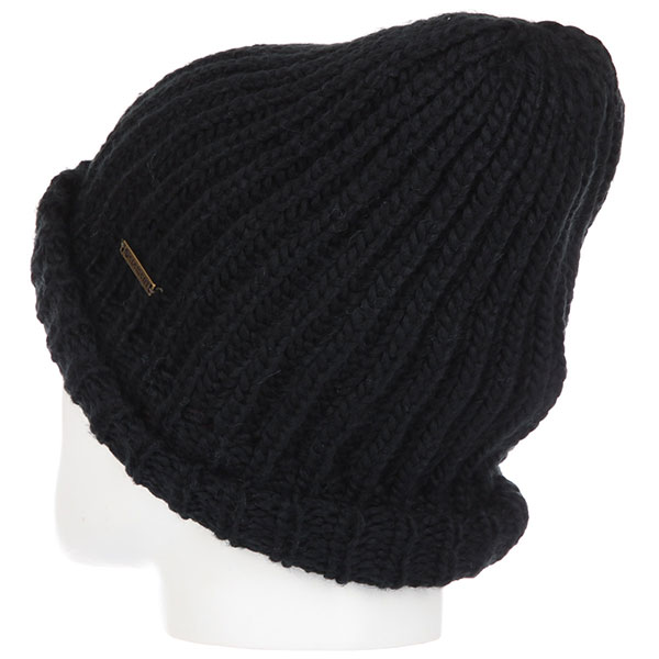 Шапка носок Element Mella Beanie Black