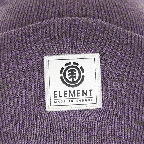Шапка Element Dusk Ii Beanie A Purple Heather