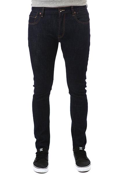 Узкие джинсы QUIKSILVER Distorsion Rinse