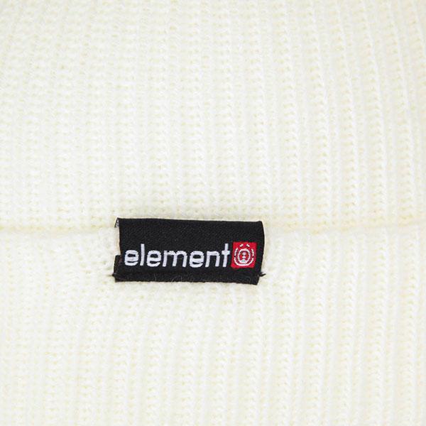 Шапка Element Kernel Beanie Optic White