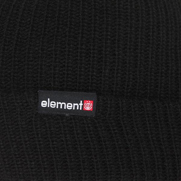 Шапка Element Kernel Beanie Flint Black