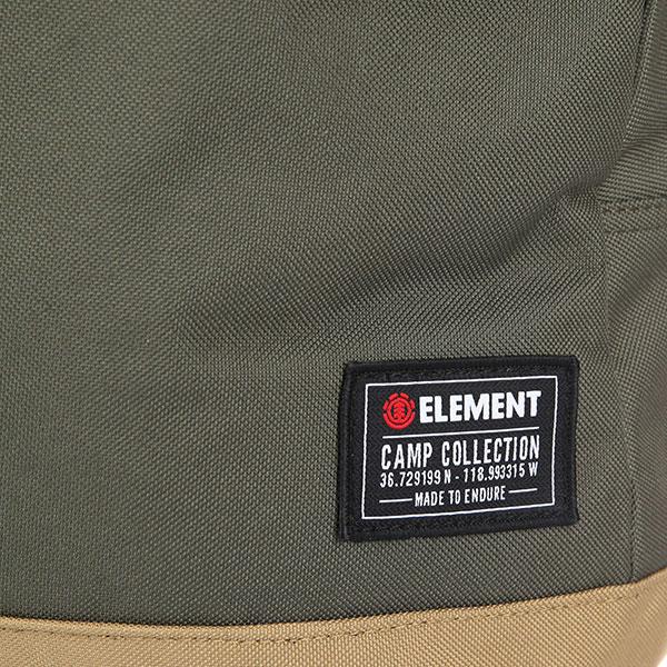 Рюкзак городской Element Camden Moss Green