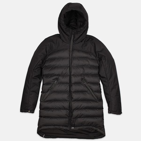 Куртка женская Krakatau Parka Brookite Black