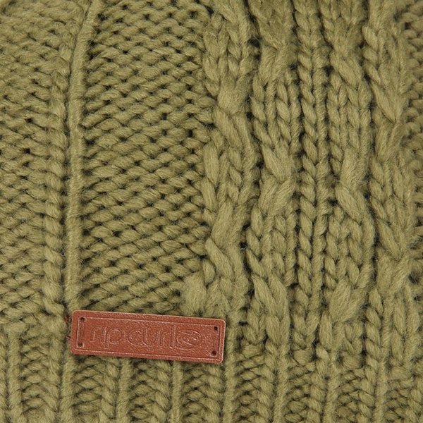Шапка Rip Curl Plaity Beanie Loden Green