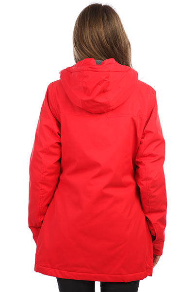 Куртка женская Rip Curl Anti Series Tide Red