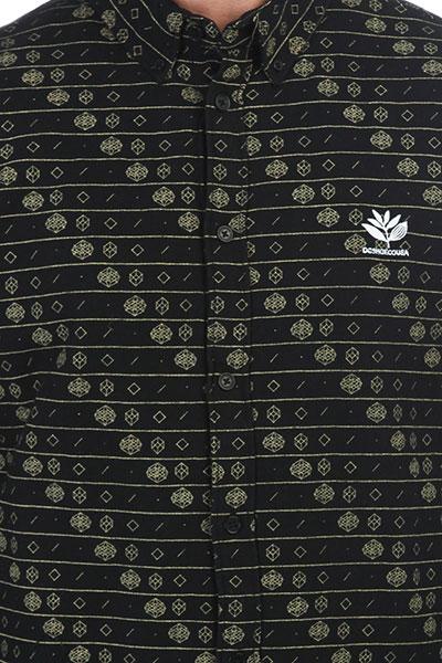 Рубашка DC SHOES с длинным рукавом Magenta X DC