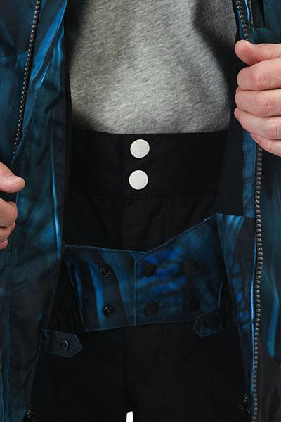 Куртка QUIKSILVER Tr Stretch Daphne Blue_stellar