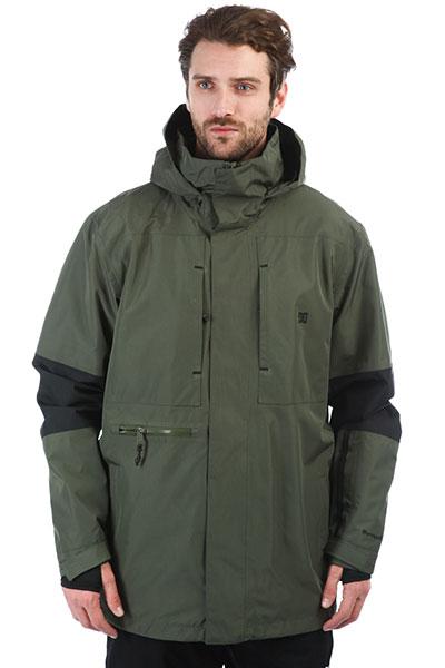 Куртка сноубордическая DC Command Beetle
