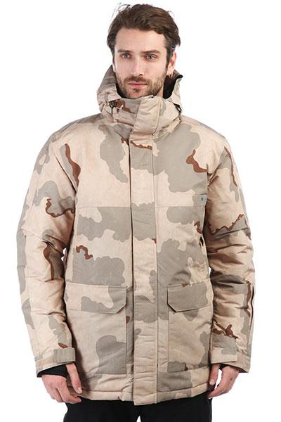 Куртка сноубордическая DC Harbor Incense Dcu Camo