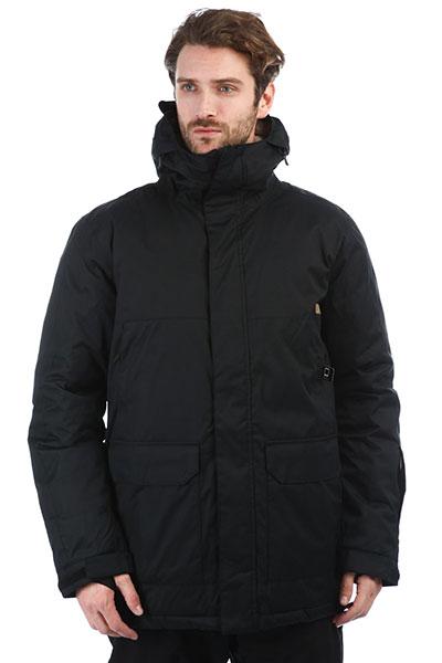 Куртка сноубордическая DC Harbor Black