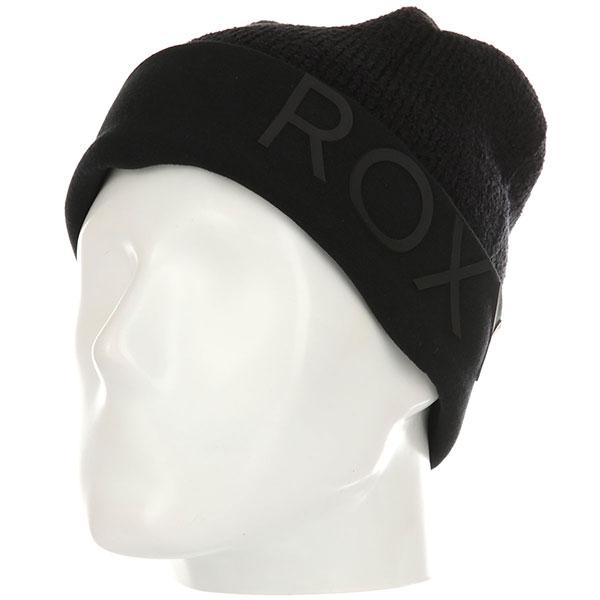 Шапка женская Roxy Premiere True Black