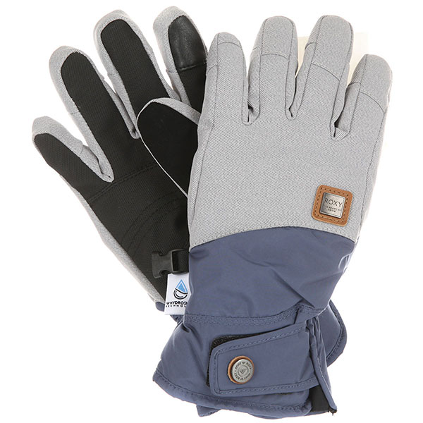 Перчатки сноубордические женские Roxy Vermont Gloves Crown Blue
