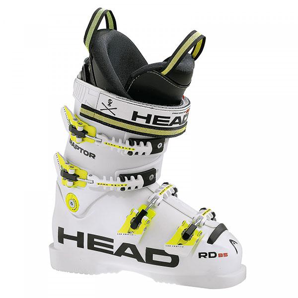 Лыжные ботинки Head Raptor B5 Rd White