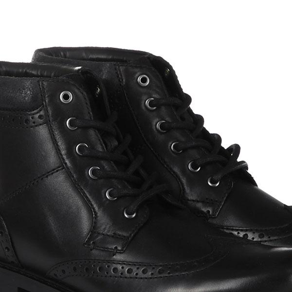 Высокие ботинки Clarks Curington Rise Черные