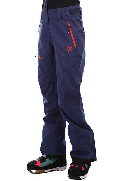 Штаны сноубордические женские Rip Curl W Pro Gum Patriot Blue