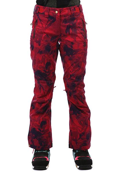 Штаны сноубордические женские Rip Curl Slinky Ptd Red Orchid