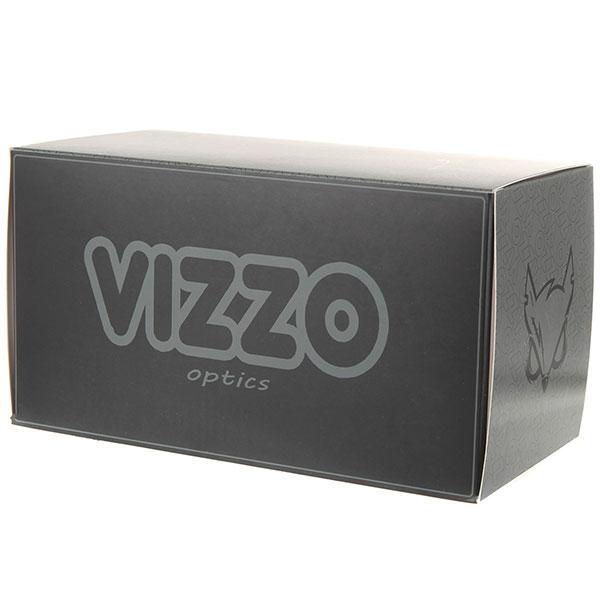 Маска для сноуборда Vizzo Affect Blue Ionized Black Frame