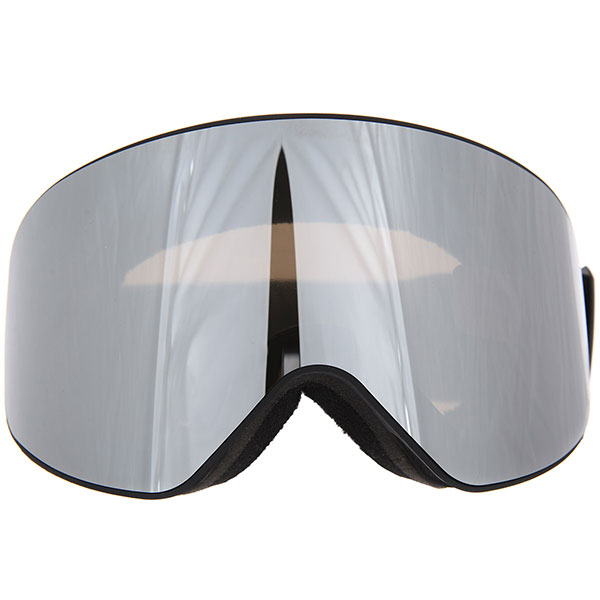 Маска для сноуборда Vizzo Affect Grey Mirror Black Frame