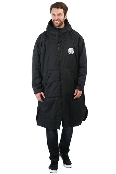 Куртка зимняя Rip Curl Winter Surf Poncho Black