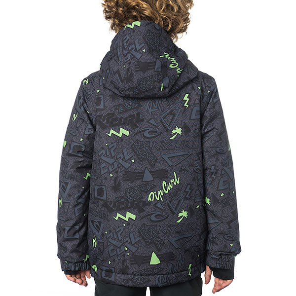 Куртка Rip Curl Olly Ptd Forest Green