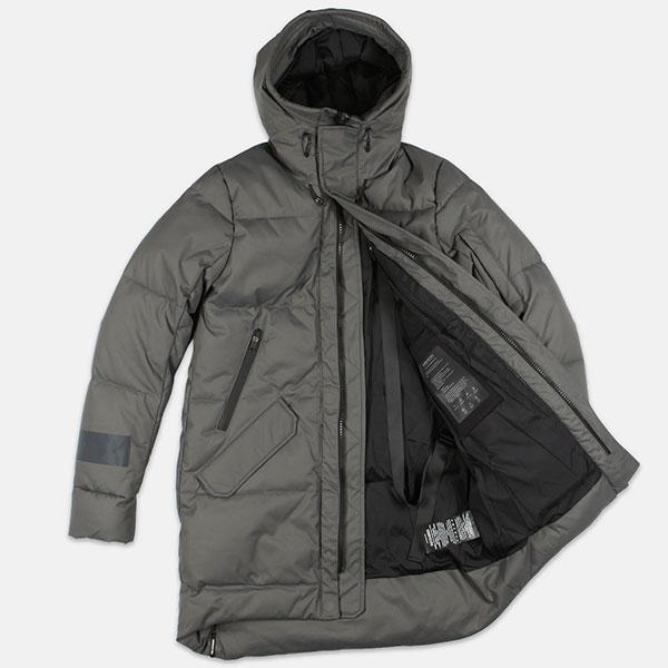 Куртка Krakatau Strofo Grey