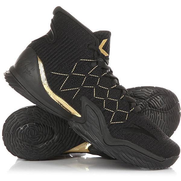 Кроссовки высокие ANTA 81831101 чёрные