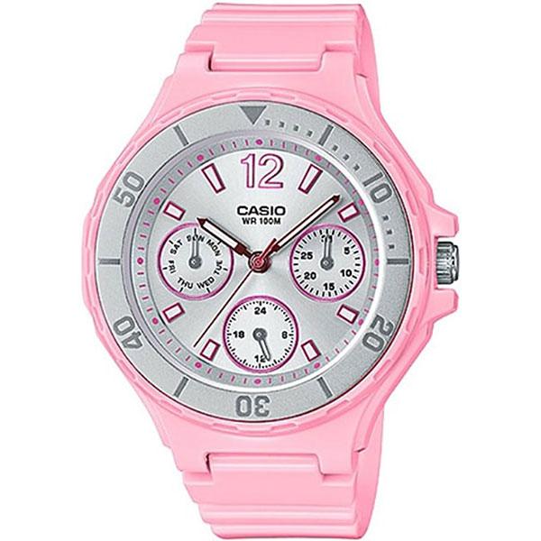 Кварцевые часы женские Casio Collection 69153 lrw-250h-4a2vef