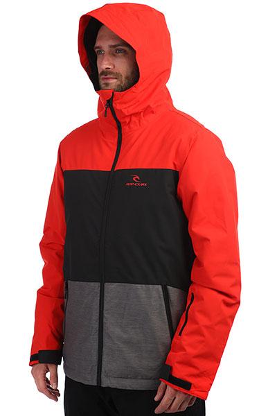 Куртка Rip Curl Enigma Stacka Aurora Red