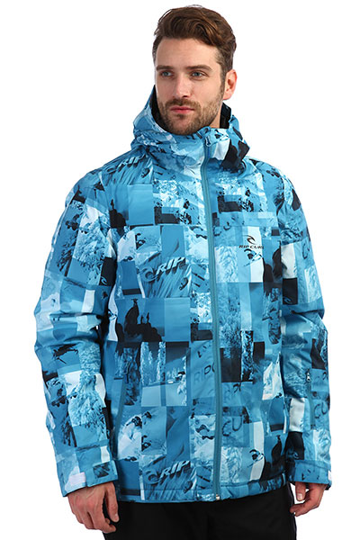 Куртка сноубордическая Rip Curl Enigma Ptd Optical White