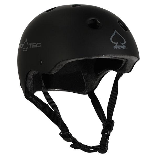 Шлем для скейтборда Pro-Tec Classic Skate Matte Black