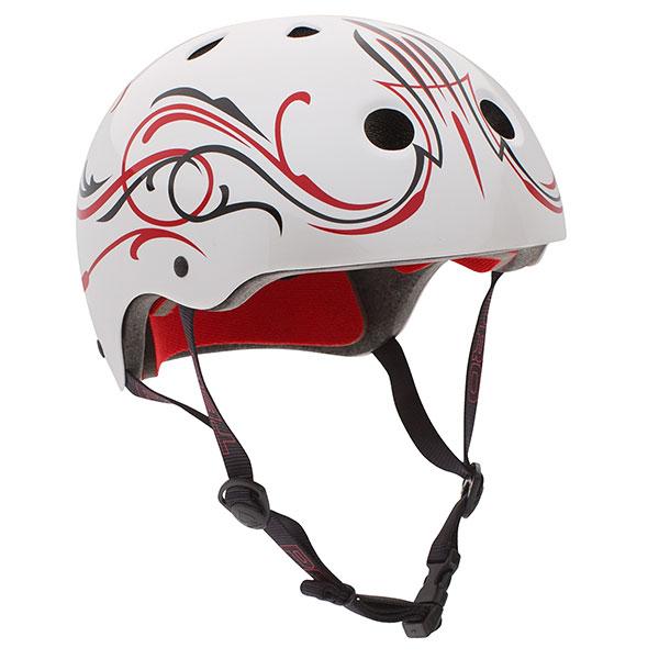 Шлем для скейтборда Pro-Tec Classic Skate Caballlero Pinstripe