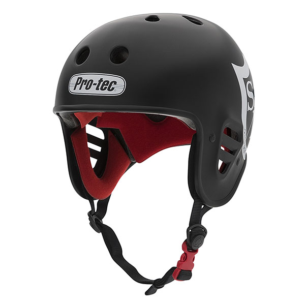 Шлем для скейтборда Pro-Tec Full Cut Cert S&m Black