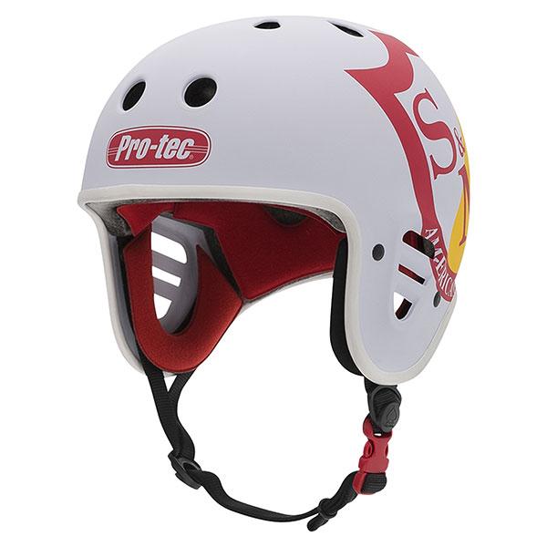Шлем для скейтборда Pro-Tec Full Cut Cert S&m White