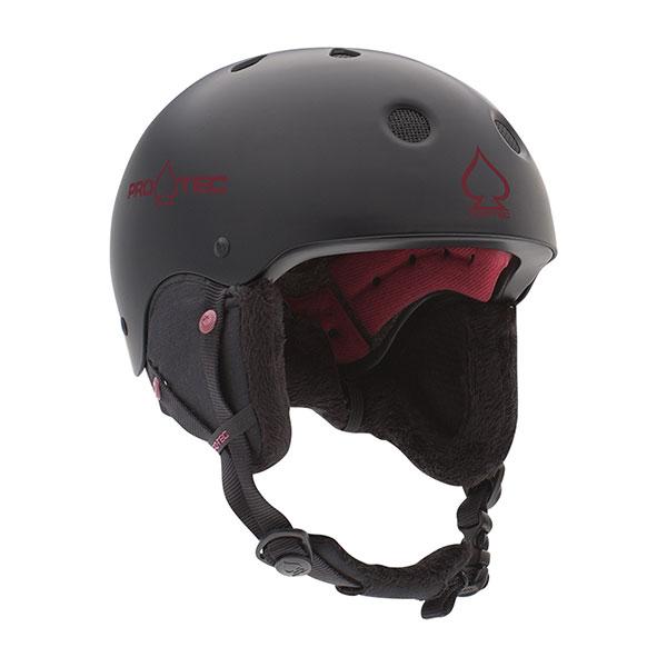 Шлем для сноуборда Pro-Tec Classic Certified Snow Matte Black