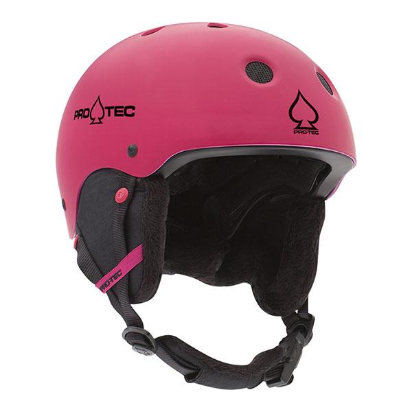 Шлем для сноуборда женский Pro-Tec Jr. Classic Certified Snow Gloss Pink