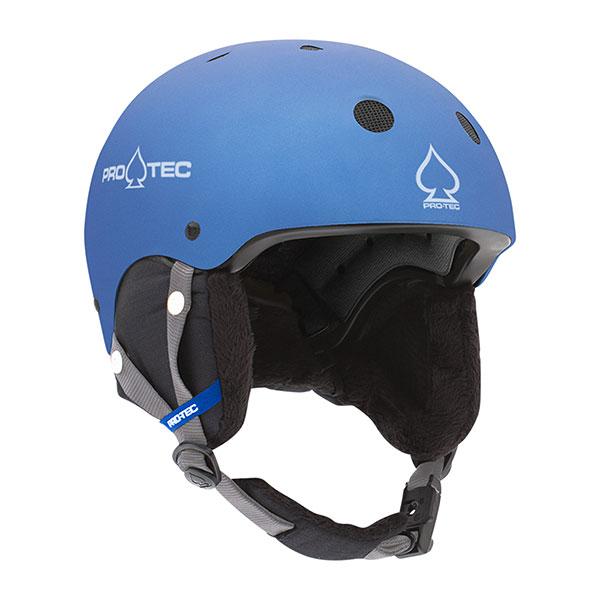 Шлем для сноуборда Pro-Tec Jr. Classic Certified Snow Metallic Blue
