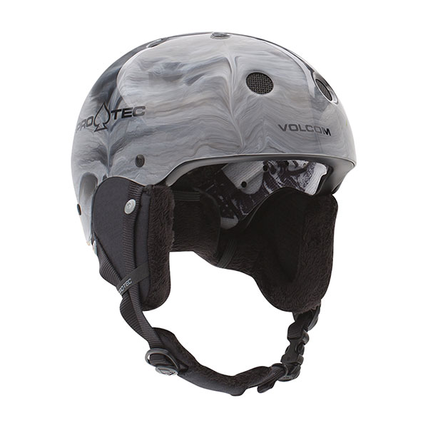 Шлем для сноуборда Pro-Tec Jr. Classic Certified Snow Volcom Collab Cosmic Matter