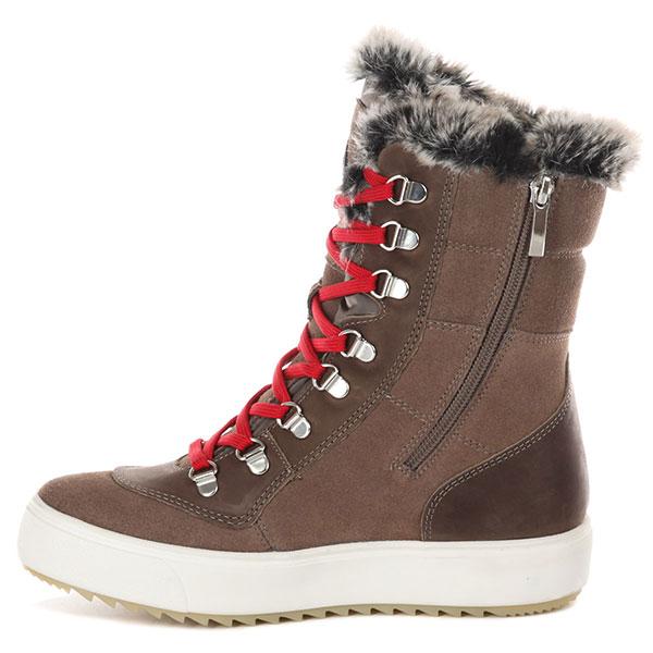 Высокие ботинки женские Stonefly IRINA Серые