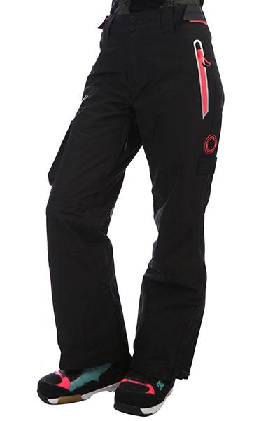 Штаны сноубордические SuperDry Sport Snow Pant Black