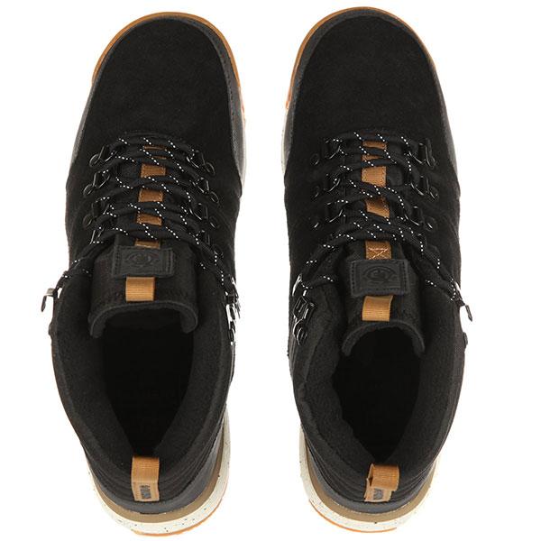 Ботинки высокие Element Donnelly Light Black Gum